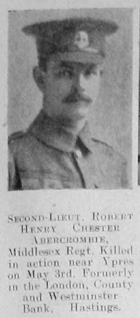Robert Henry Chester Abercrombie