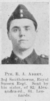Arthur Reginald Abrey