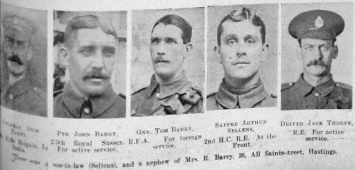 Barry, Sellens & Thorpe