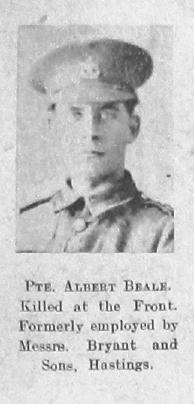 Albert Beale