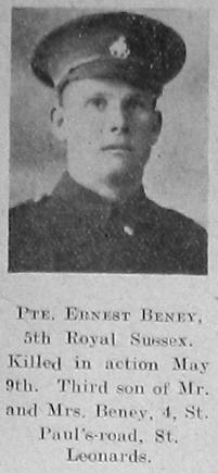 Ernest Beney