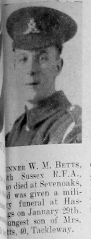 Wilfred Moyse Betts
