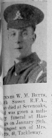 Wilfred Moyse Betts