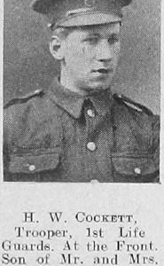 Herbert William Cockett