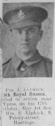 J Elphick