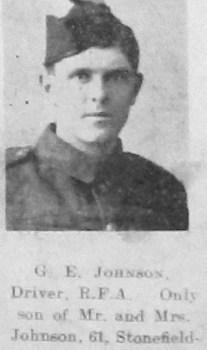 G E Johnson