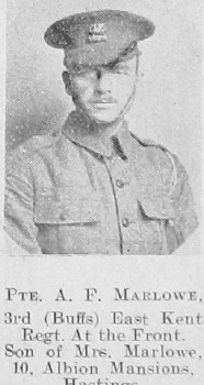 Arthur F J Marlowe