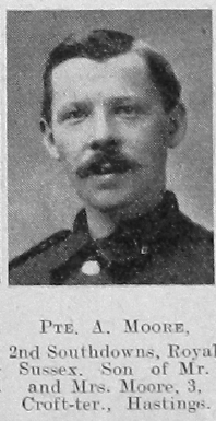 Alfred Edwin Moore