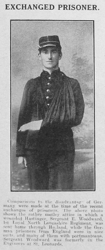 Ernest Woodward