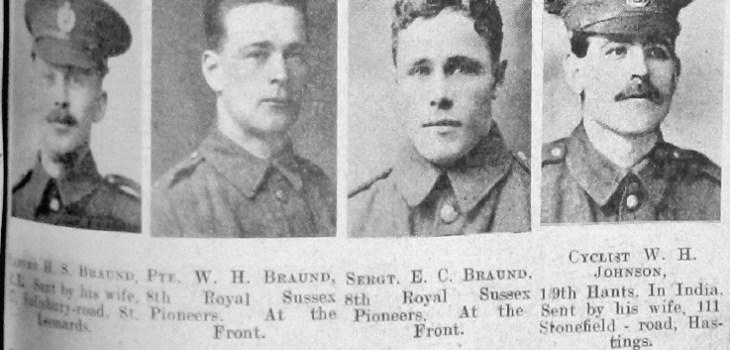 Braund & Johnson