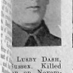 John Lusby Dash