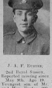 John Albert Frank Eustes