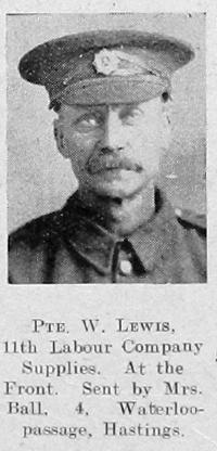 W Lewis
