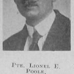 Lionel E Poole