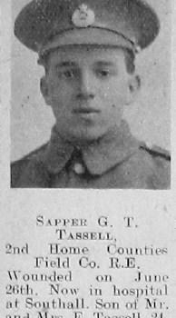George T Tassell