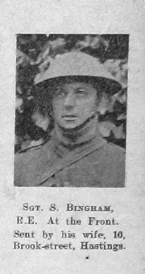 S Bingham