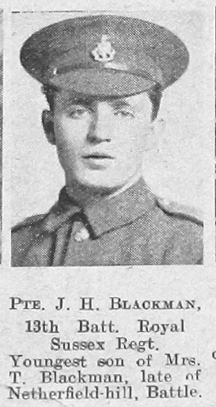 James Henry Blackman
