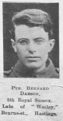 Bernard Dabson