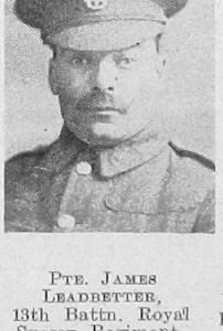 James Leadbetter
