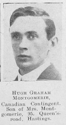 Hugh Grahame Montgomerie