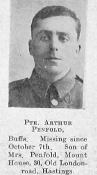 Arthur Penfold
