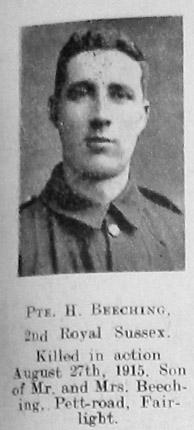 Henry Charles Beeching