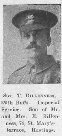 T Billenness