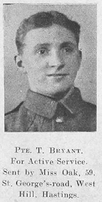 T Bryant