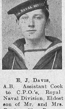E J Davis