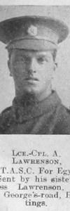 Lawrenson, Arthur
