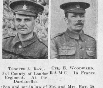 Ray & Woodward