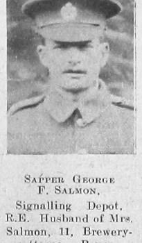 George F Salmon