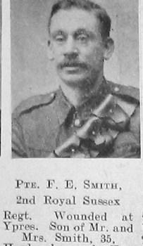 F E Smith
