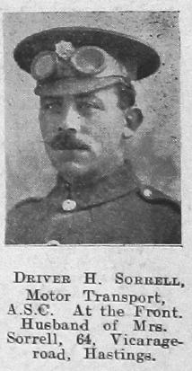 Harold Sorrell