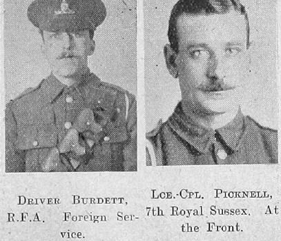 Burdett & Picknell