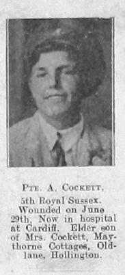 Alf Cockett