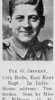 G Jeffery