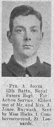 A Jones