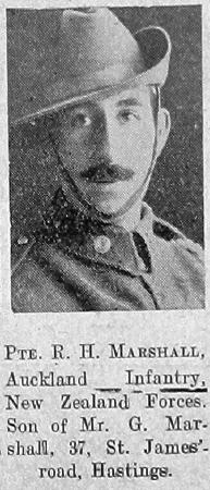 Reginald Herbert Marshall