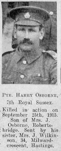 Harry Osborne