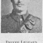 Leonard Russell