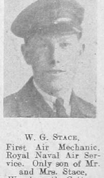 William George Stace