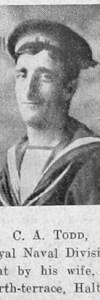 Todd, Charles Arthur