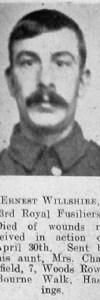 Willshire, Ernest