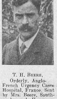 Thomas H Beere