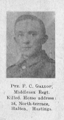 Frederick Clement Gallop