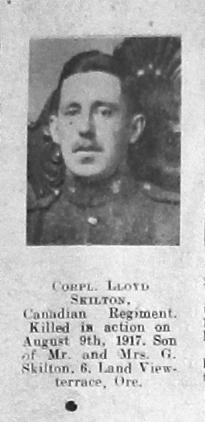 Lloyd Skilton