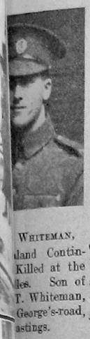 Walter Thomas Whiteman