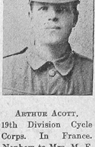 Arthur Acott