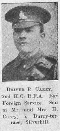R Carey